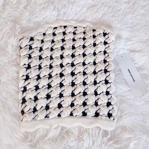 NWT Urban Outfitter Knitted tube top